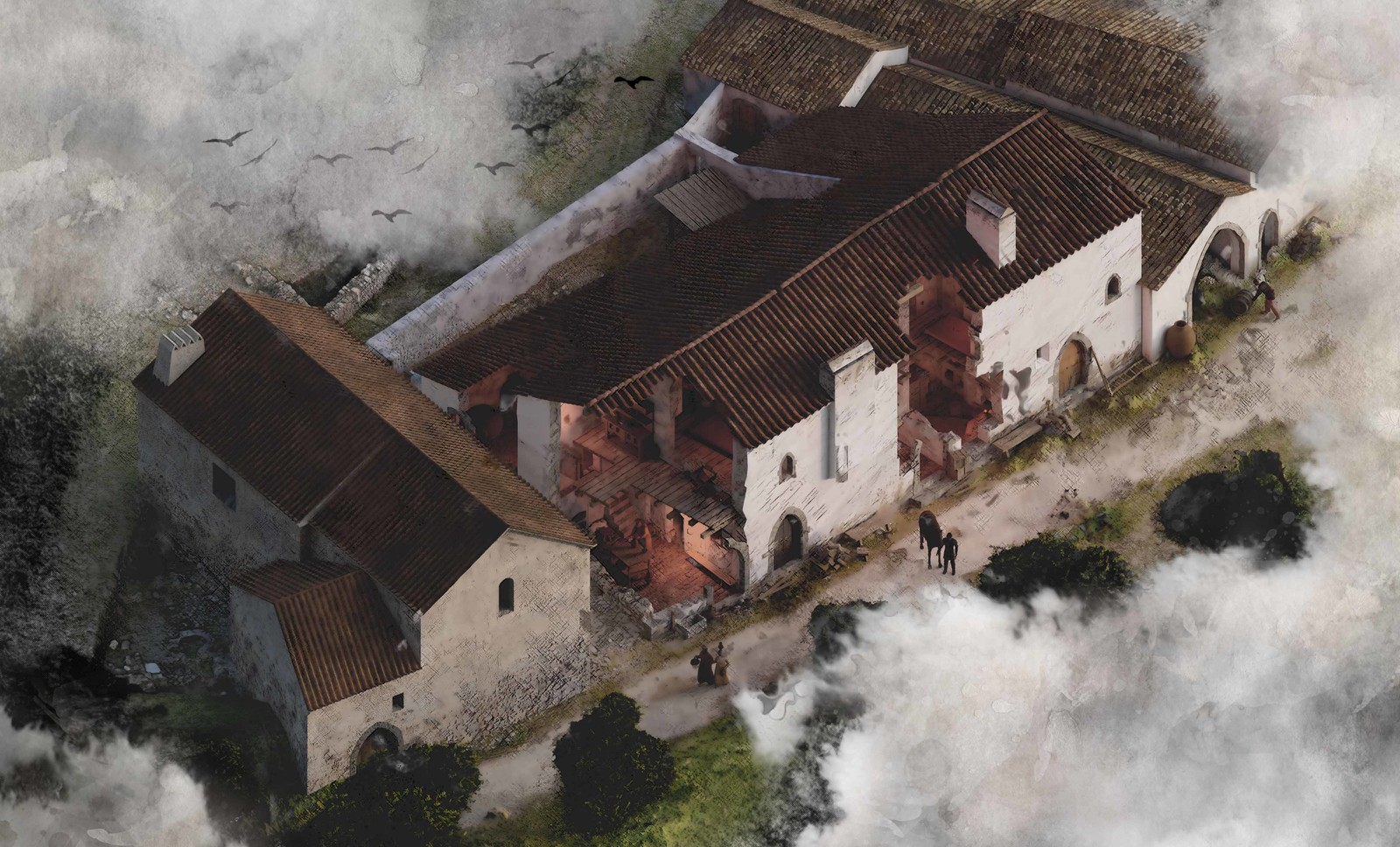 Santa Maria da Vila | Virtual Reconstruction