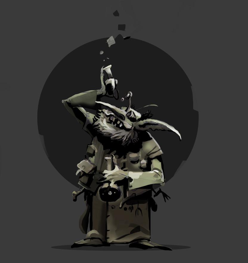 Fabian golz 7 alchemist