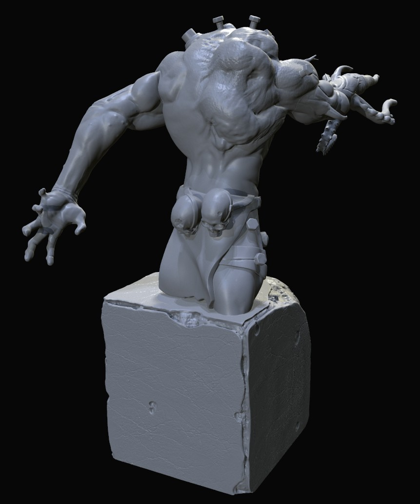 Jeremy smith mutant 10