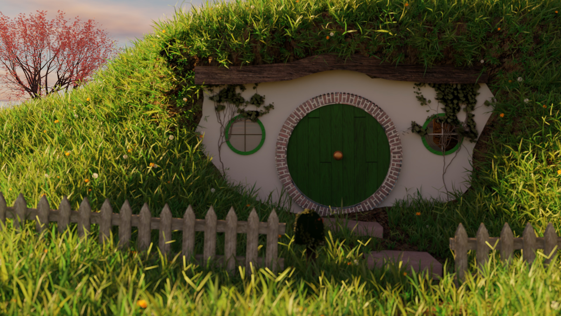 Tucker epp hobbit render