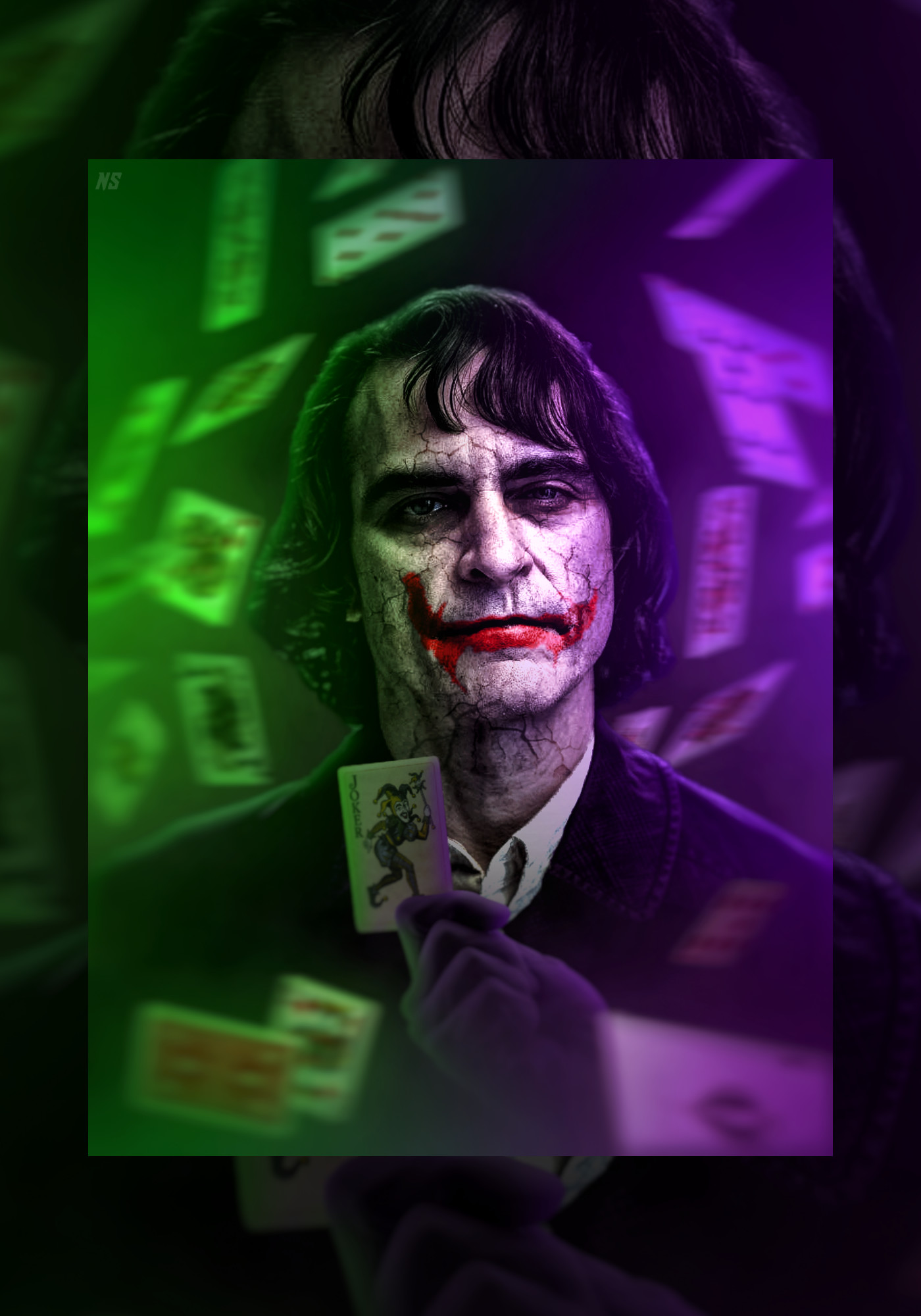 Joker Movie Poster 2019