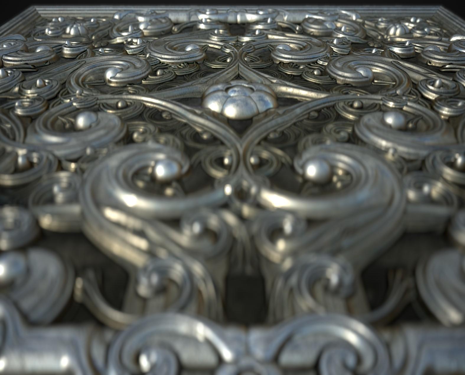 Close Up details