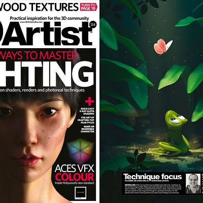 3D Artist Magazine - Issue 124