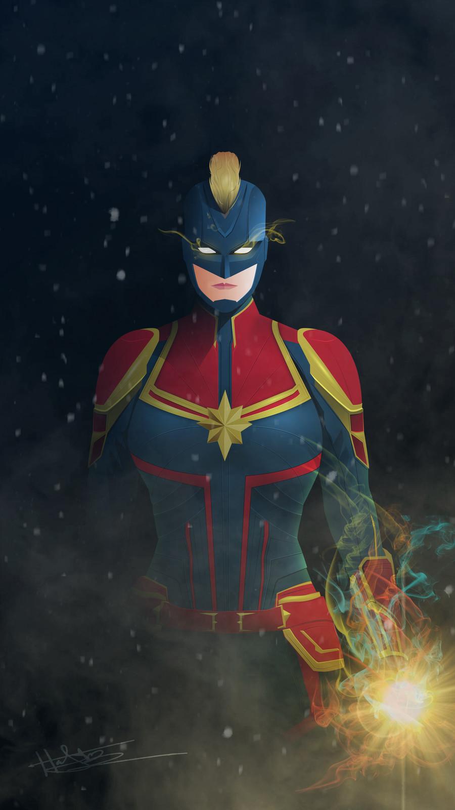 Captain mavel