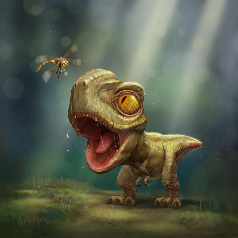 Прикол картинки, картинки самый милый динозавр