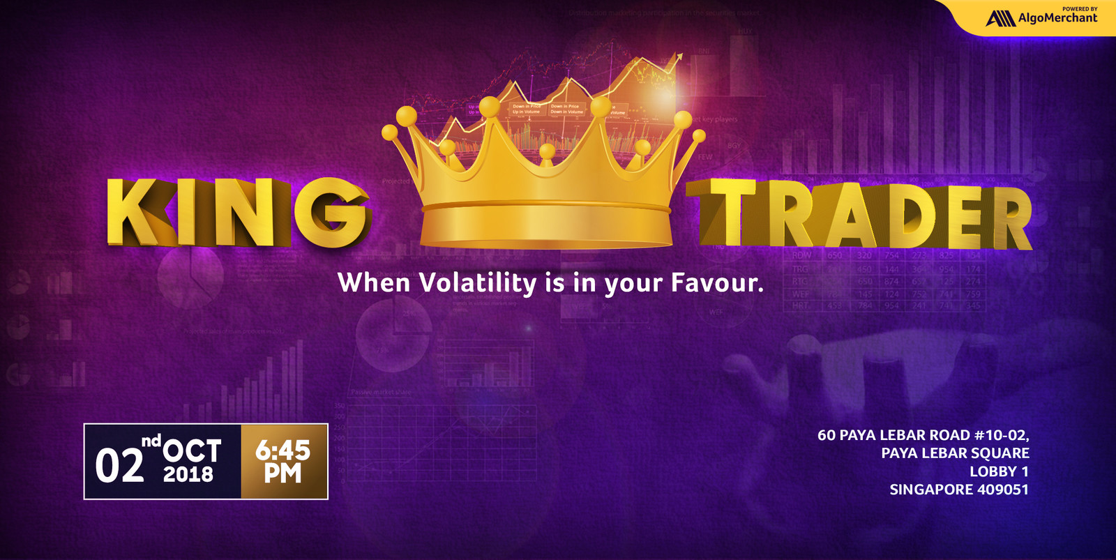 King Trader marketing campaign