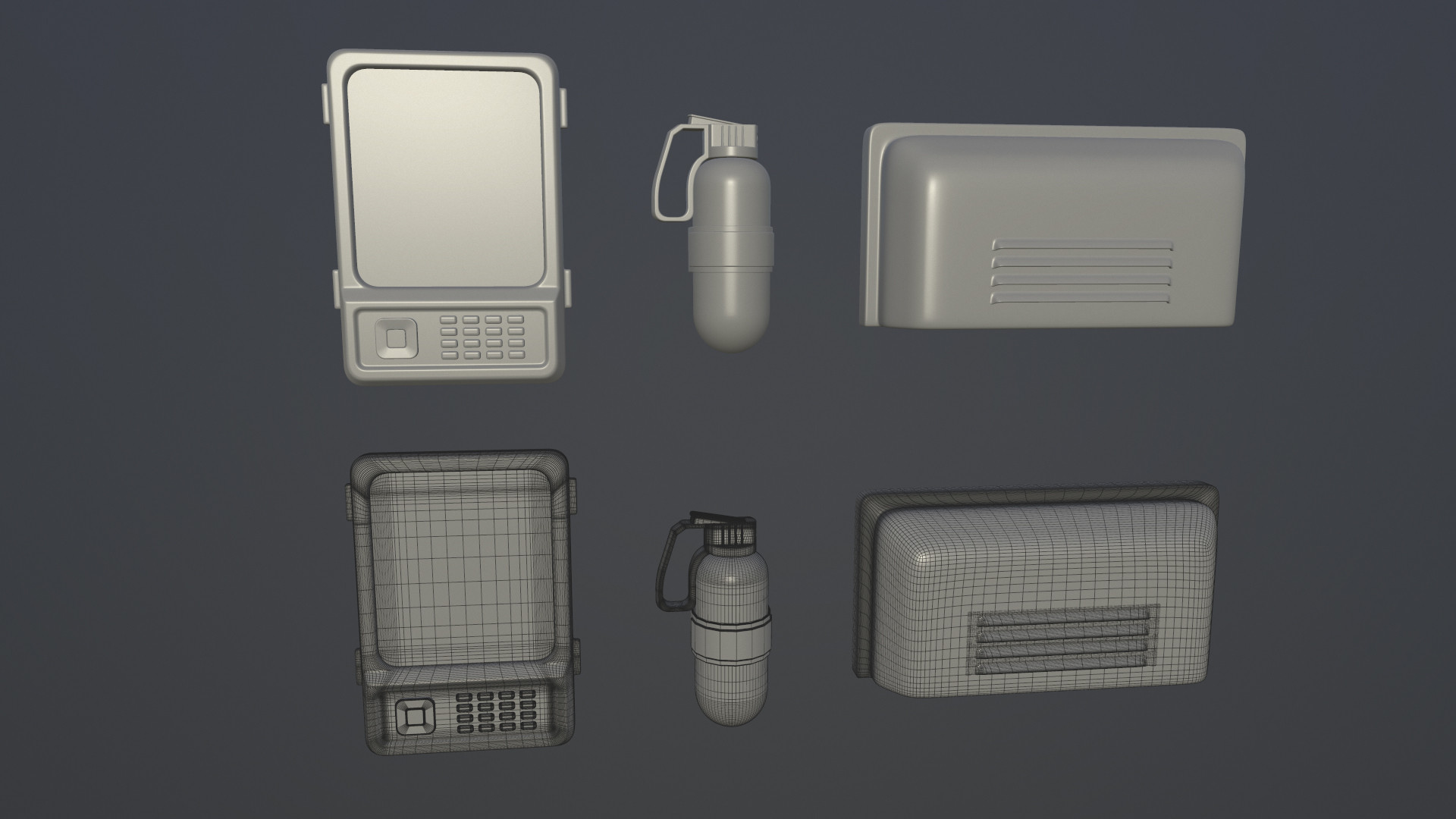 Aaron langston wireframe and hp
