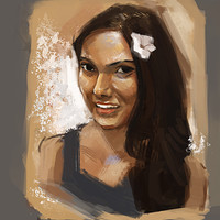 ArtStation - Portraits of friends #1, Arturo Pajuelo