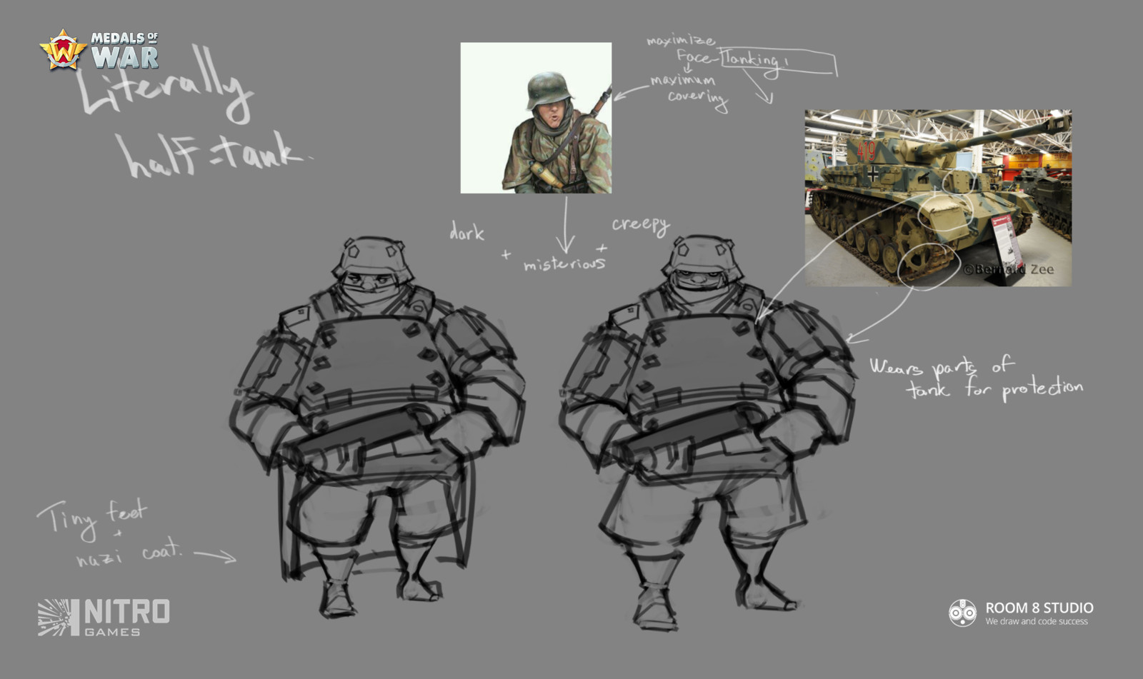 WIP, research, concept art