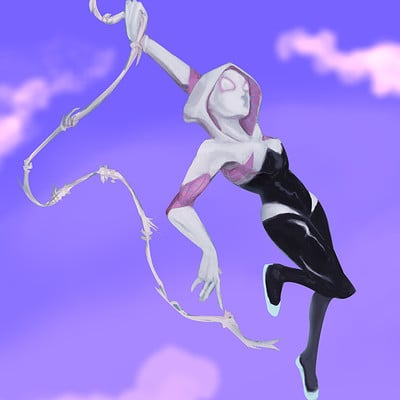 Euller pacheco verbo spider gwen 23