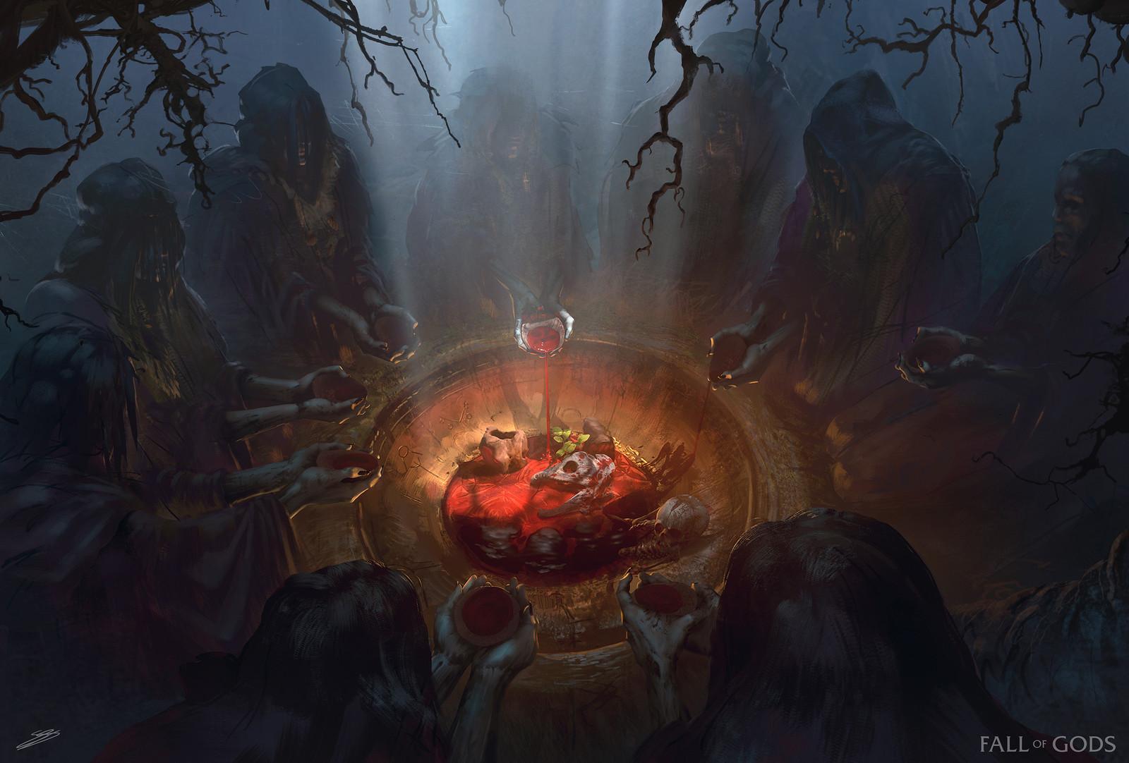 Fall of Gods - The Ritual