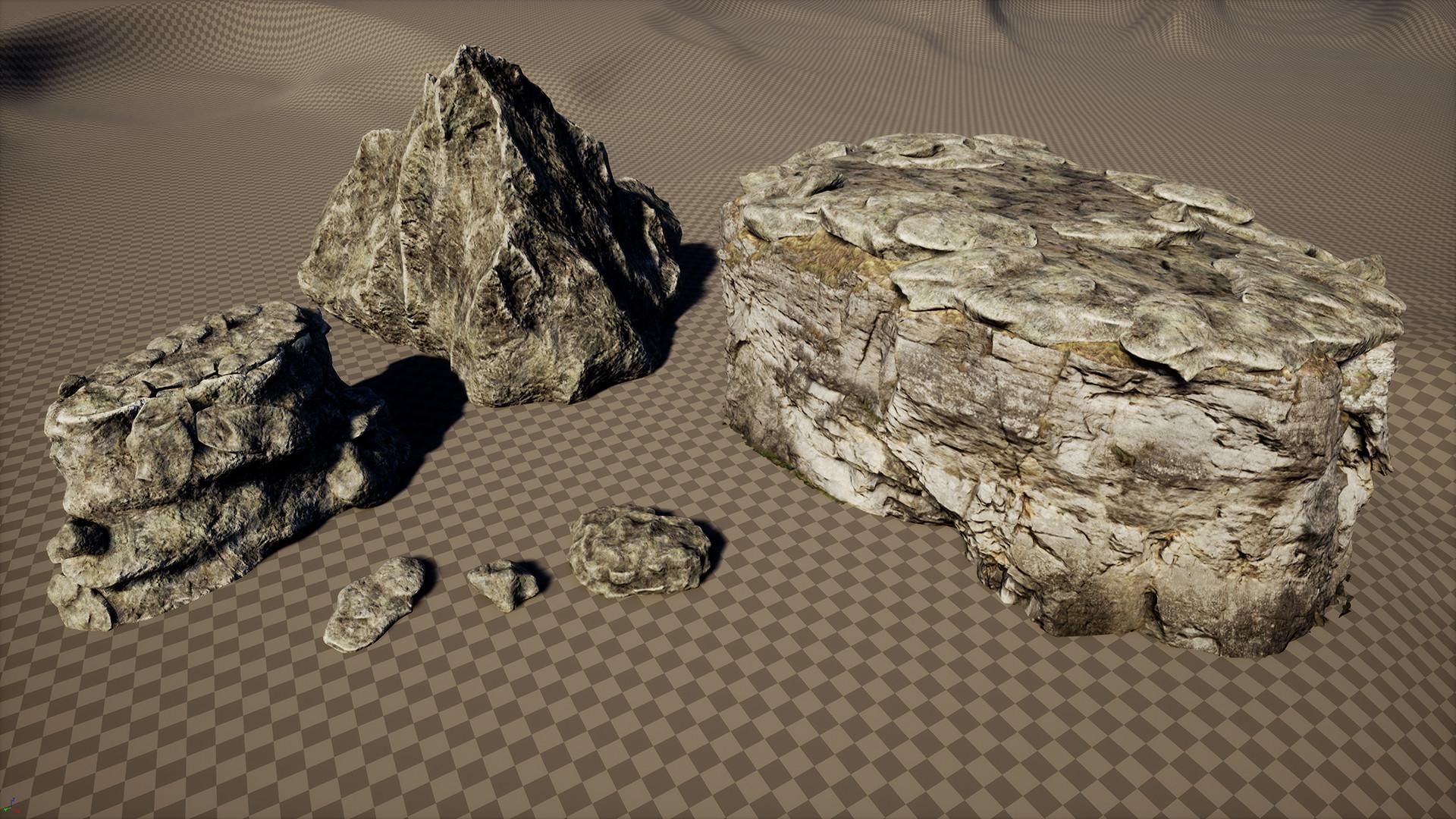 Joe garth cliffs assets