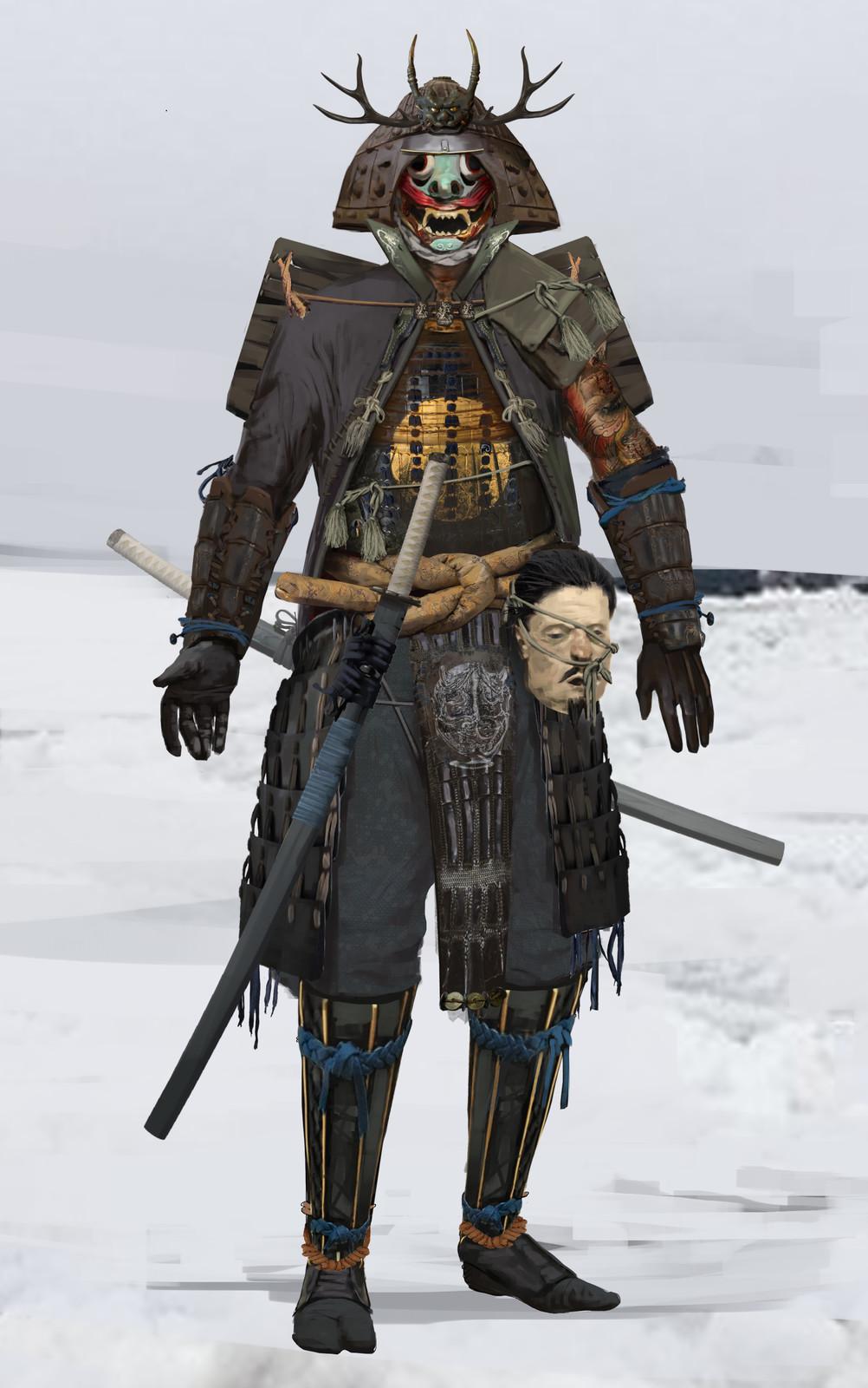 Samurai / Ronin