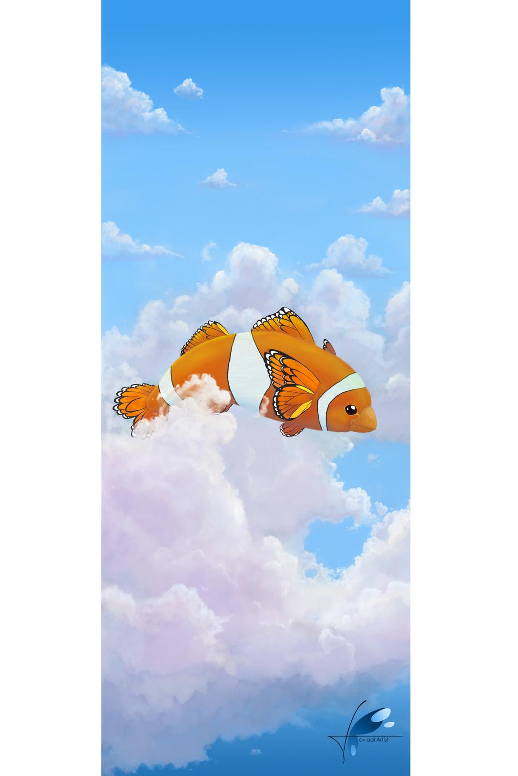 Paradise Sky, Photoshop