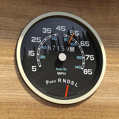 Duane kemp 1977 gmc motorhome speedometer v2017 scene 4 presto 8m9s 1024sp