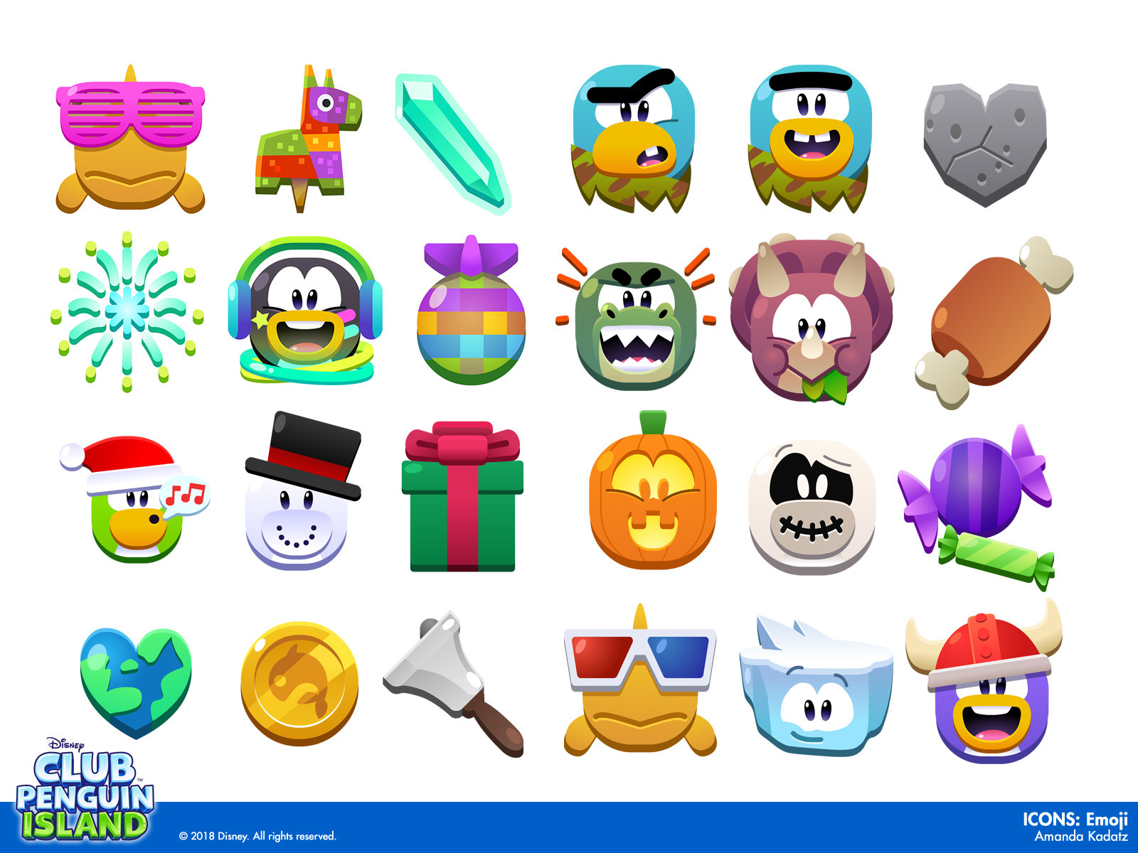 Amanda k emoji