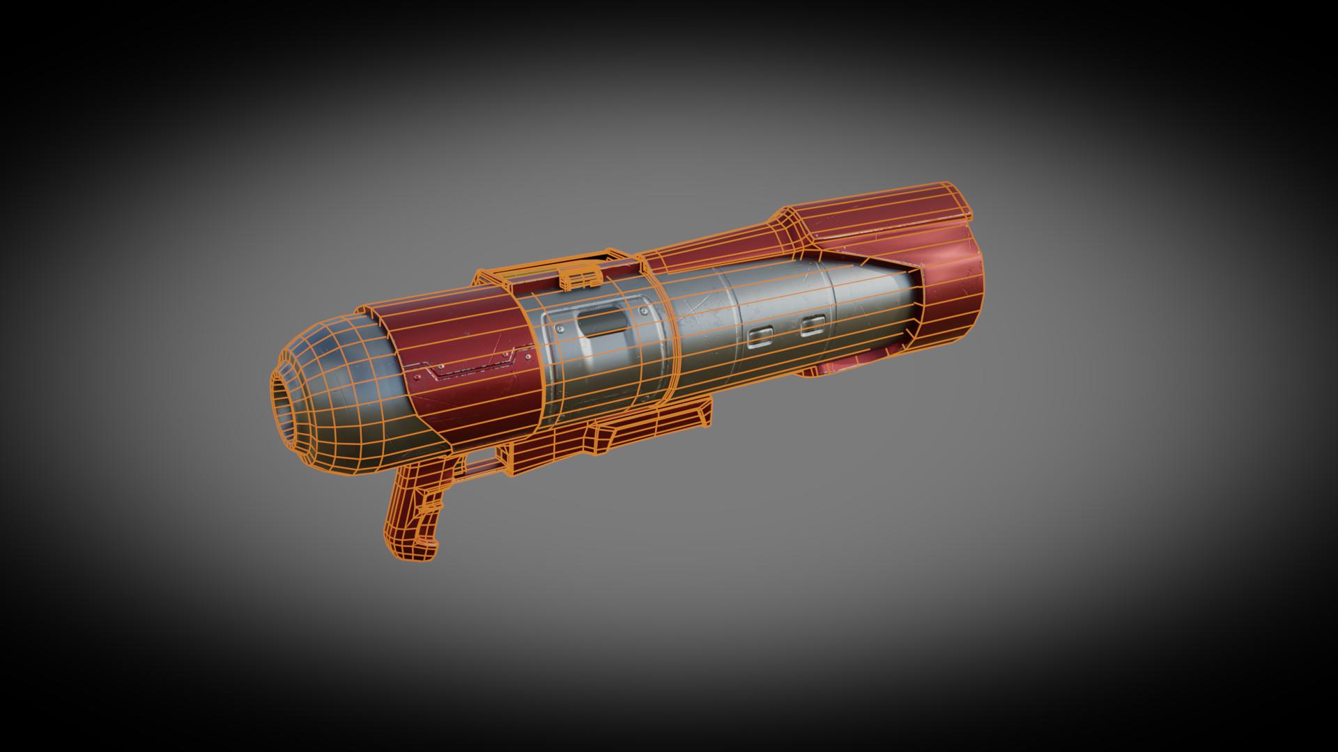 Emanuel cacciola rocket wireframe 2