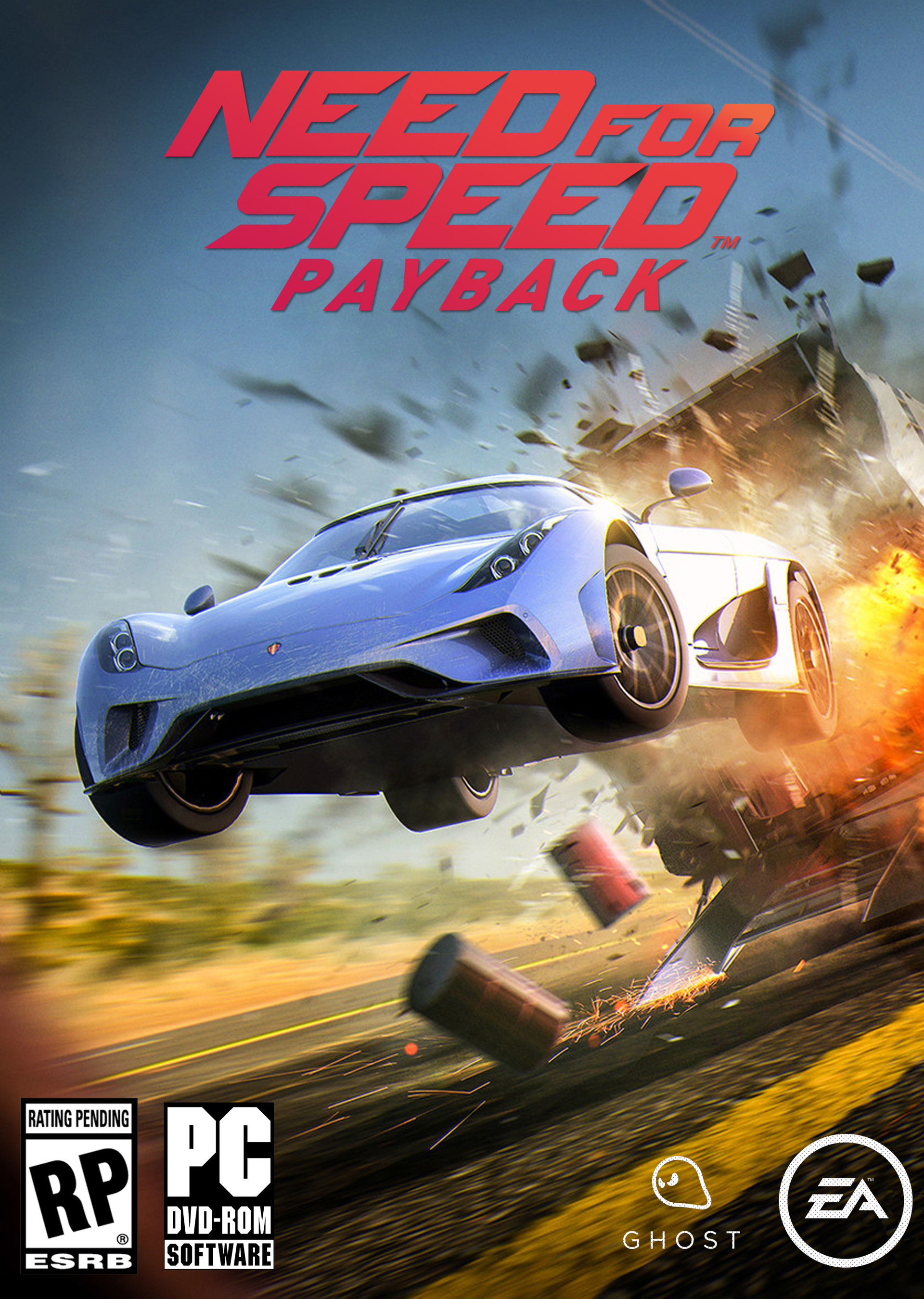 need for speed heat ps4 cover