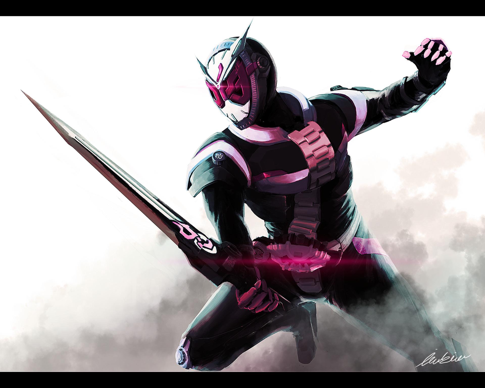 Akihiro Hirono Kamen Rider Zi O