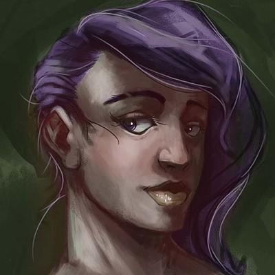 Francisco kobo retrato mujer 3