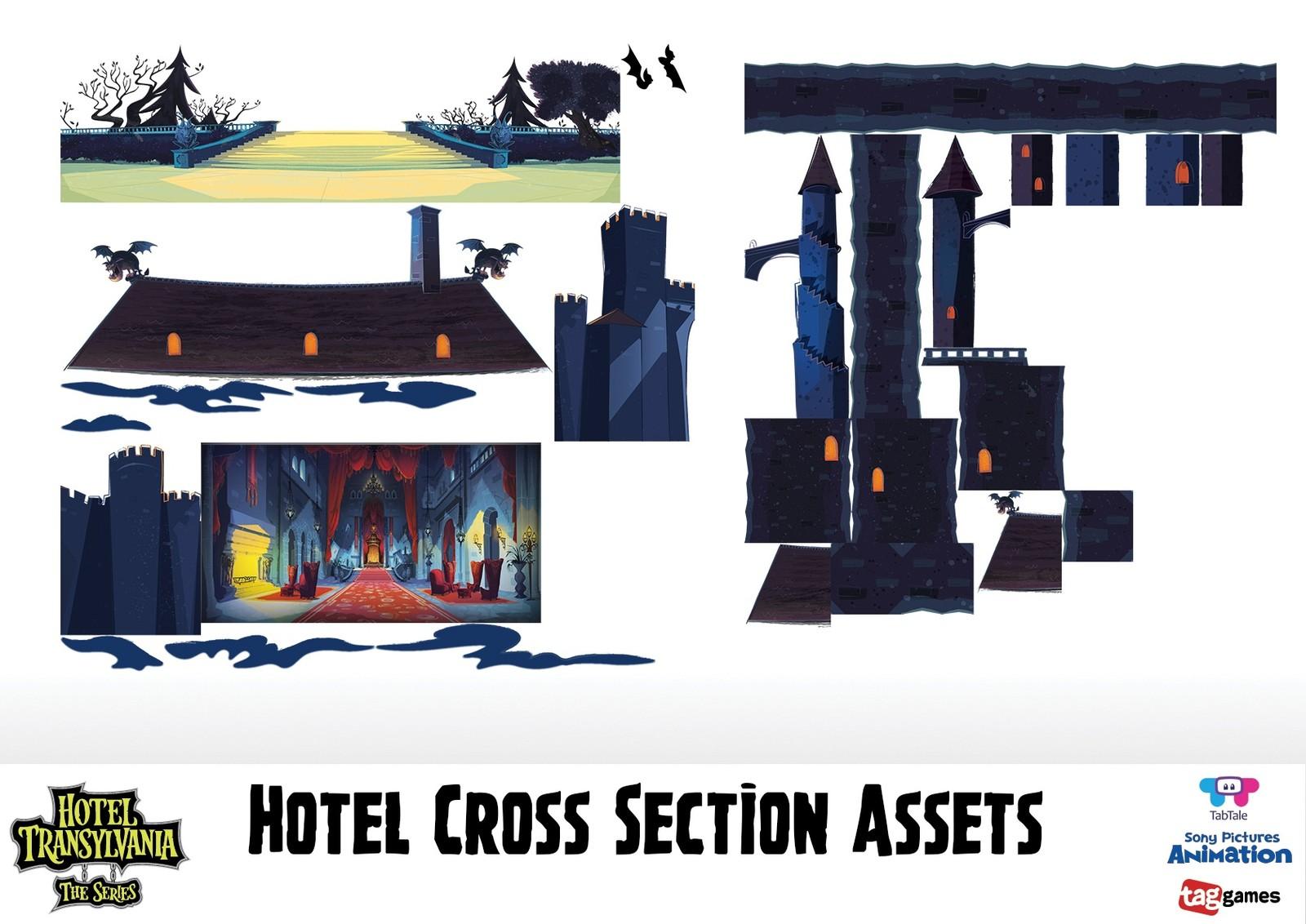 Modular Hotel Assets