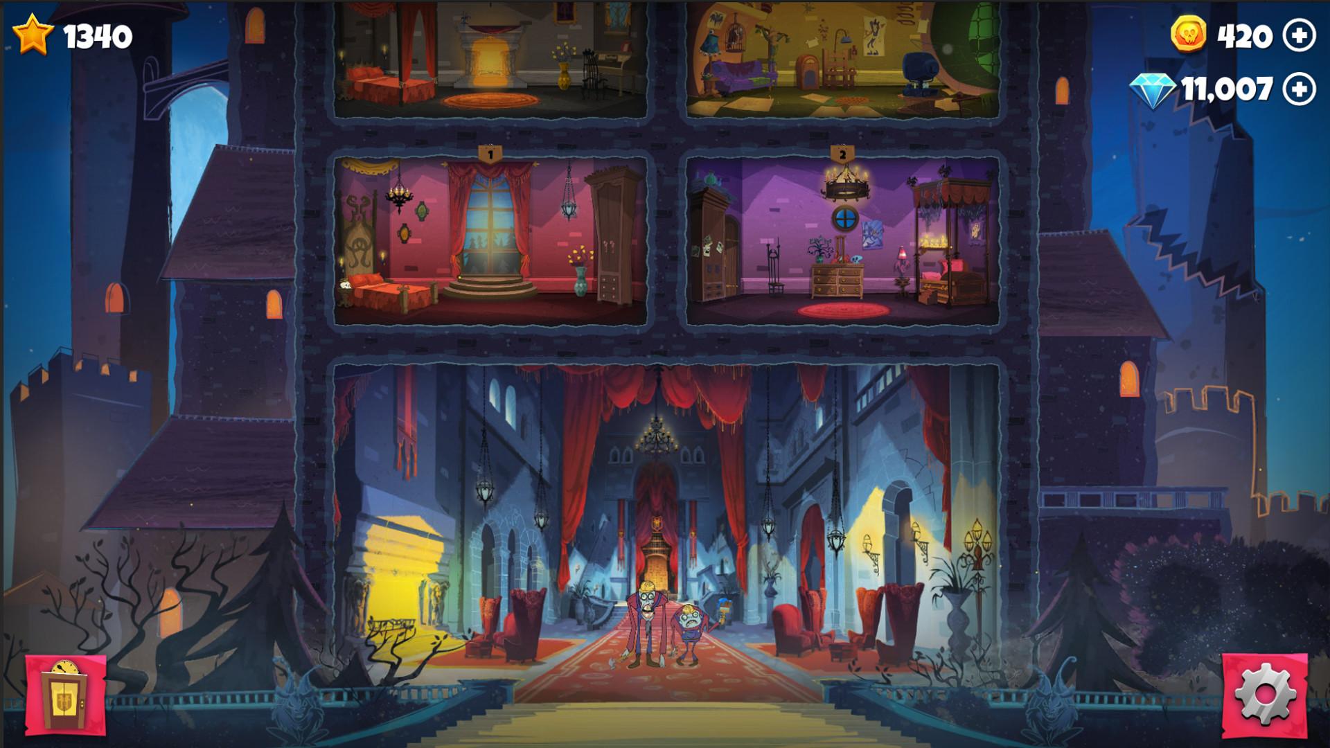 Lara bendoris hoteldecoration metagame