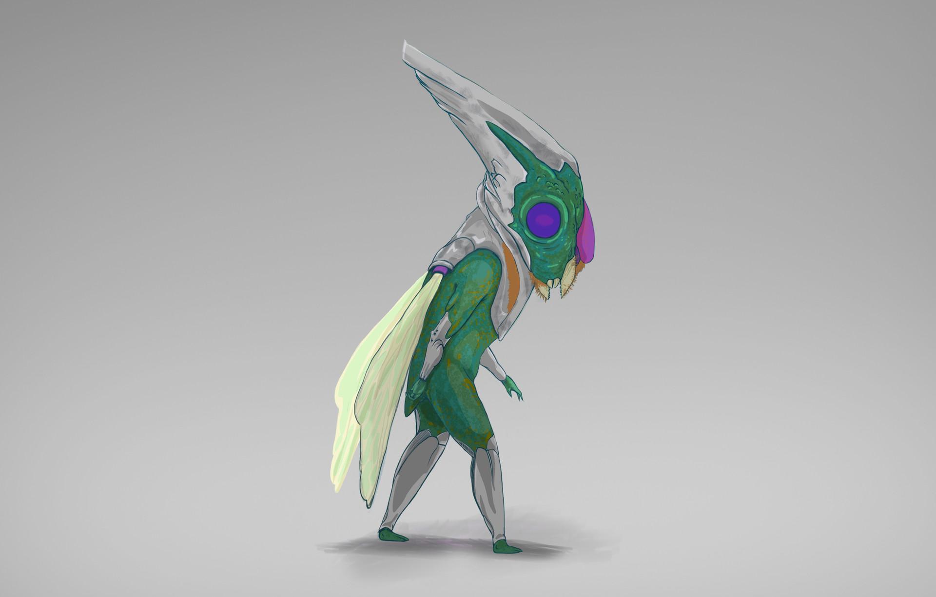 Italo gaspar alien macho 1
