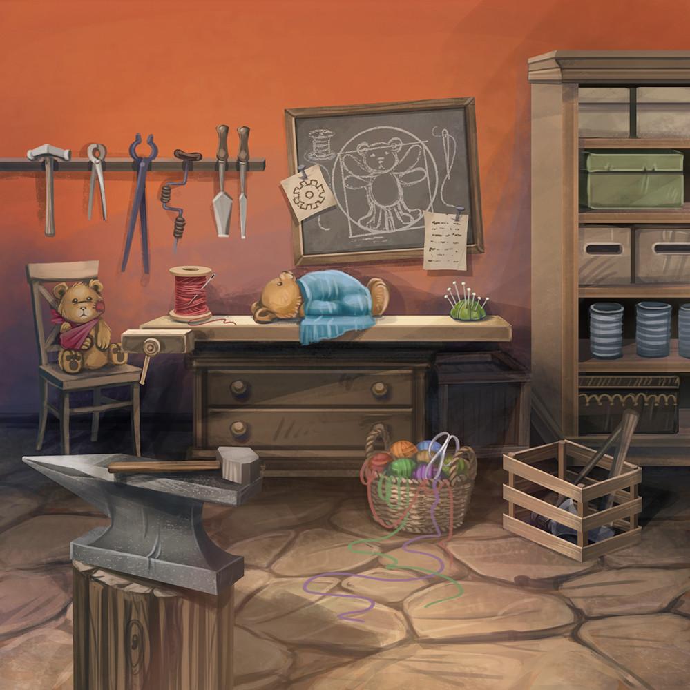 Agnieszka anez dabrowiecka utility repair shop2