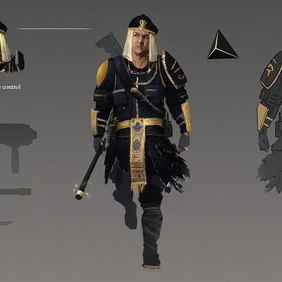Joel codina 400 egyptian soldier 2099