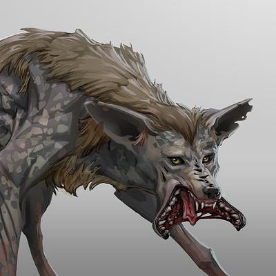 Bruce glidewell char hellhound