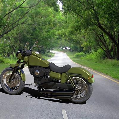 Rahul raj bike