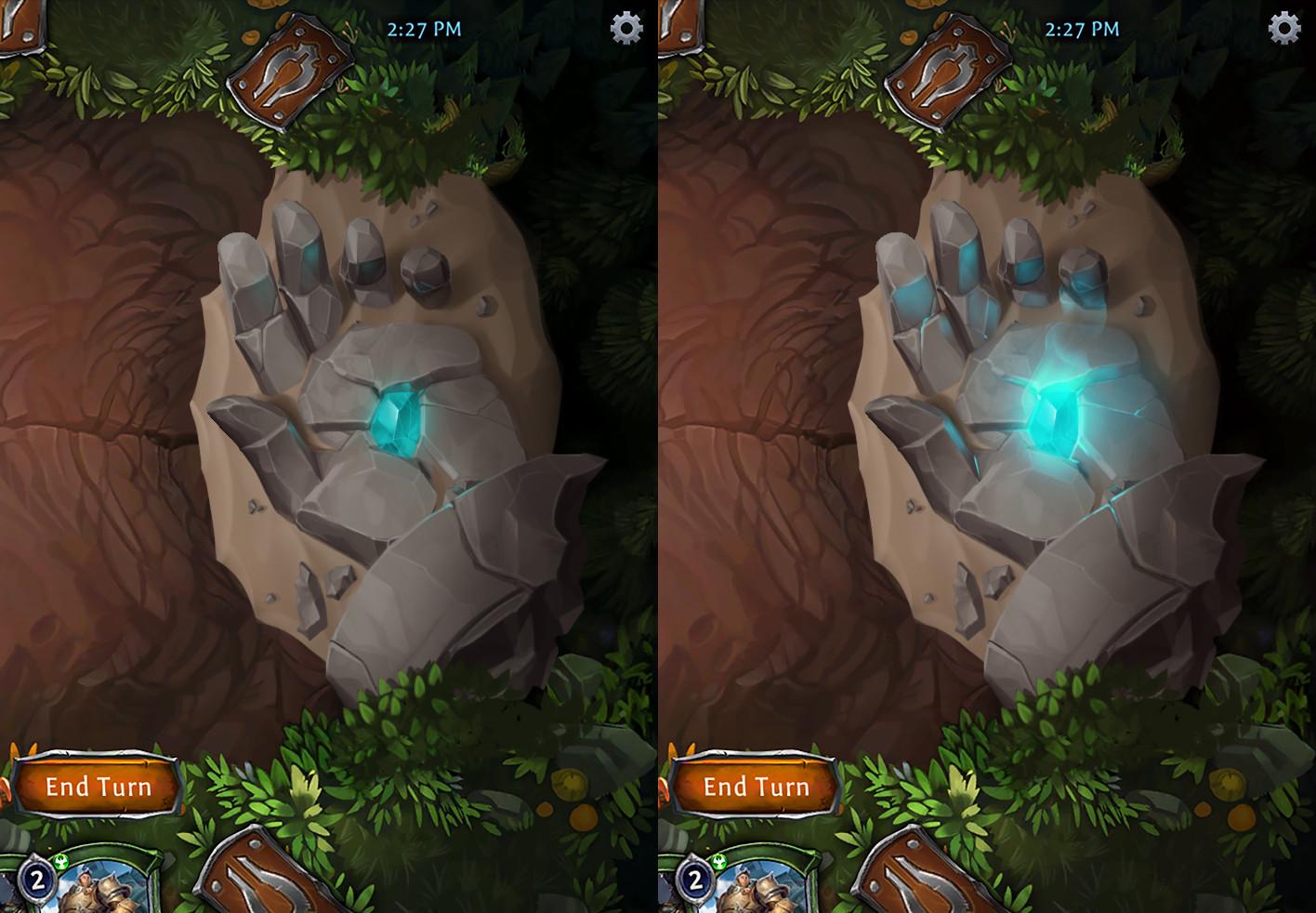 Sentinel Hand concept