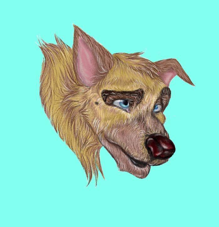 Artstation All Dogs Go To Heaven Chelle Houseman