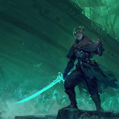 Benjamin ee wielder of the blade of hollows illustration 5 final jpg