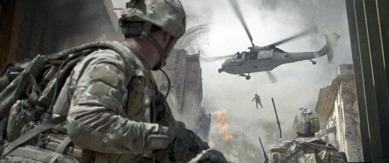 Military Zone