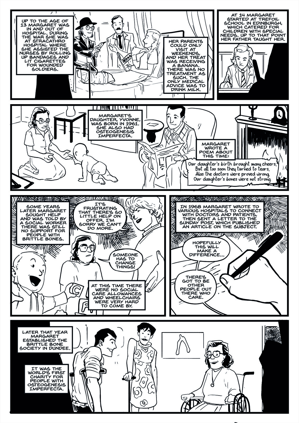 Story 1 - Page 2 Inks