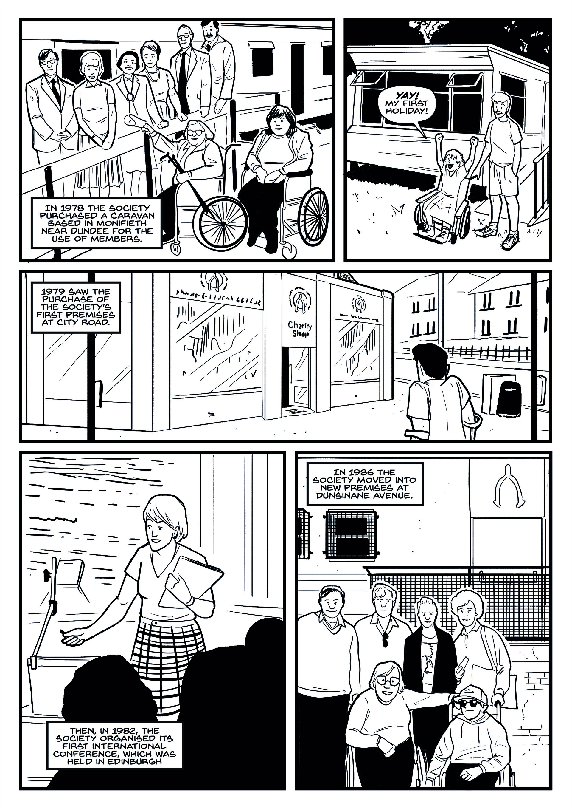 Story 1 - Page 5 Inks