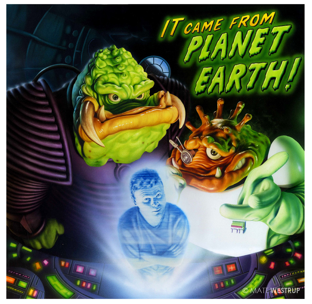 Character ark it came from planet earth