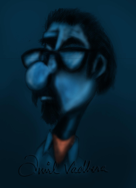 Artstation Digital Cartoon Character Design By Anil