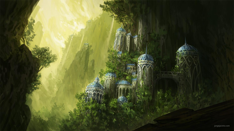 Jorge jacinto forgotten kingdom ii
