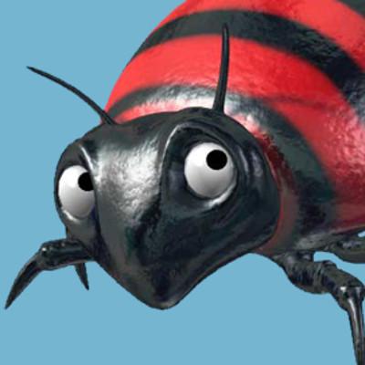 Character ark burton bugs