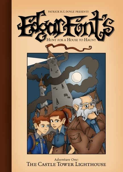 This castle is the setting in this book, which was just re-released by Rothco Press in Los Angeles, CA.