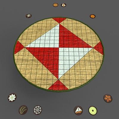 Andrew wilkins av project common pai sho board new texture