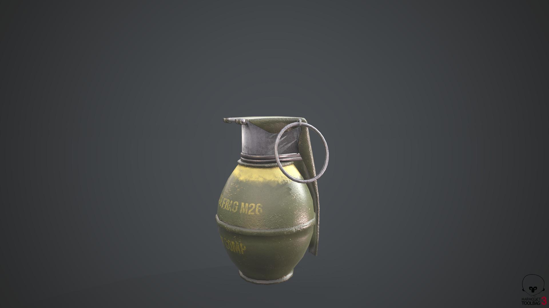 Serdar cendik grenade