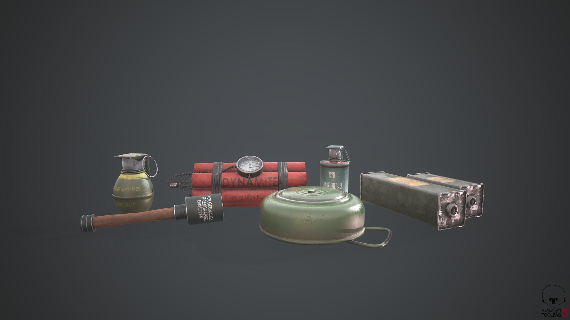 Serdar cendik miniexplosive