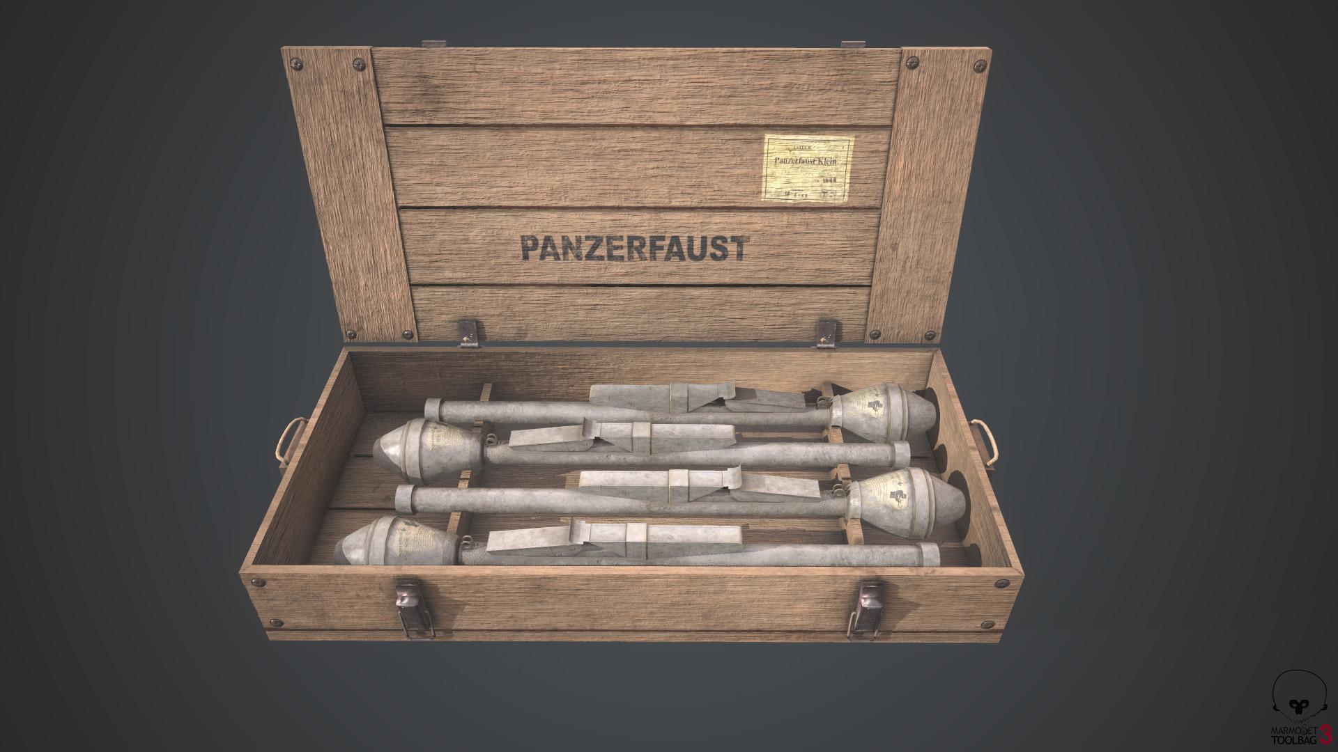 Serdar cendik panzerfaustbox