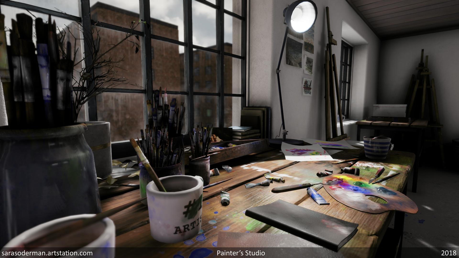 Sara soderman paintrender 01