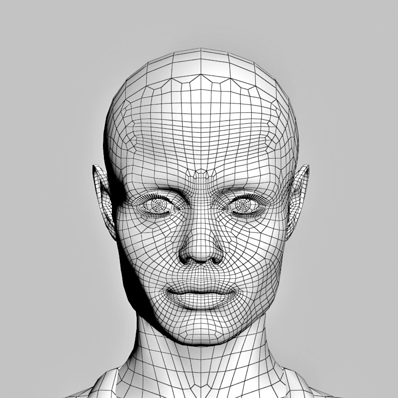 ArtStation - 3D Angelina Jolie body, Stephan Plotnicov