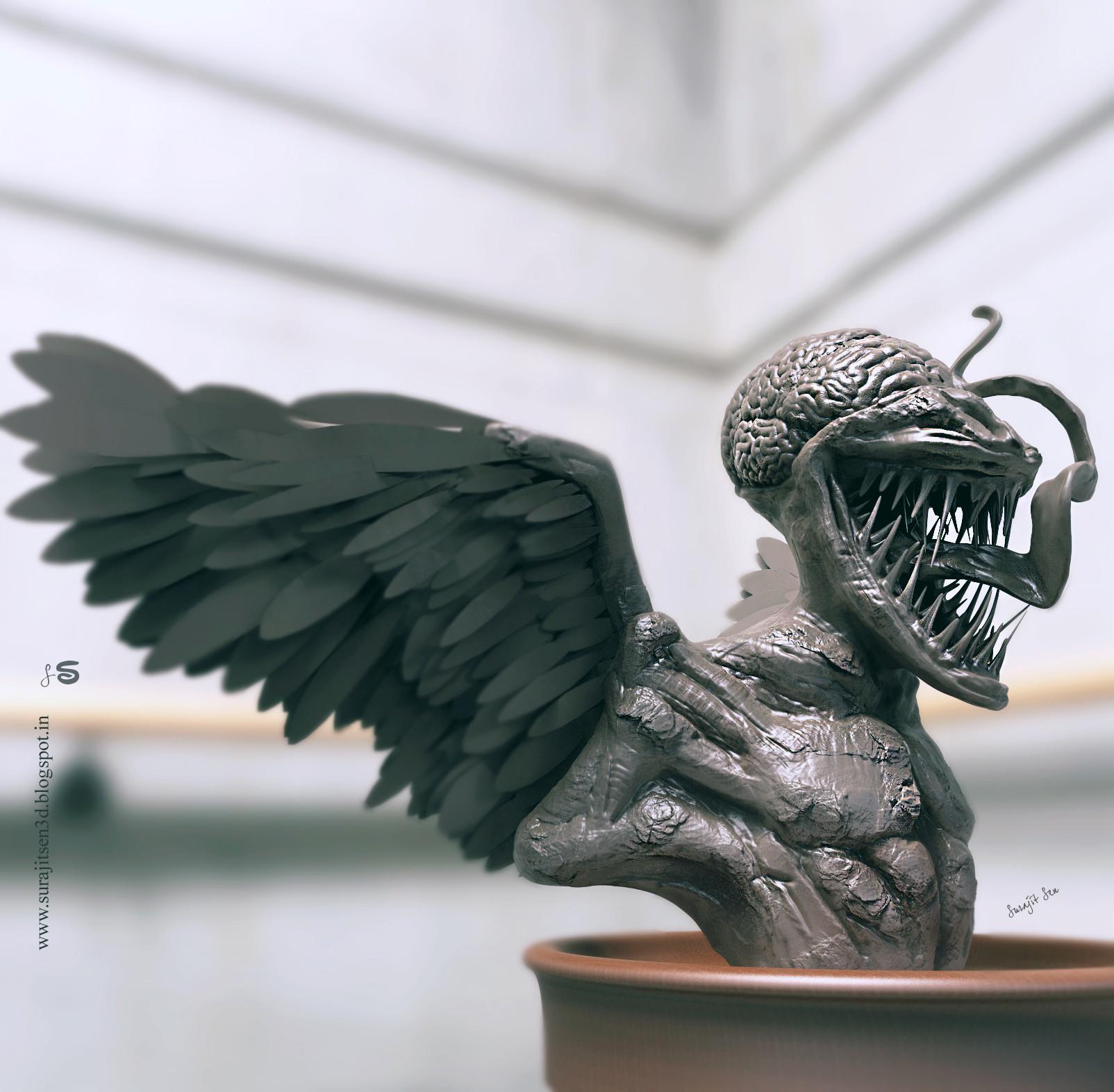 Surajit sen concept sculpt lapper surajitsen 01102018