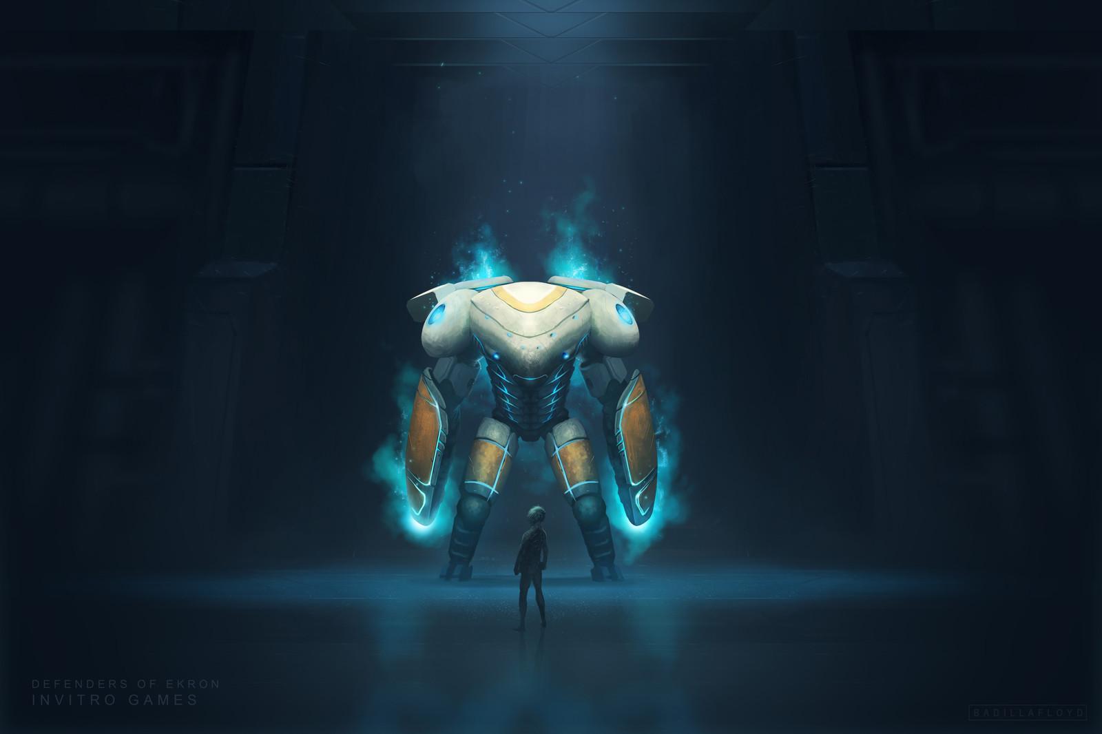 Defenders of Ekron - promotional art